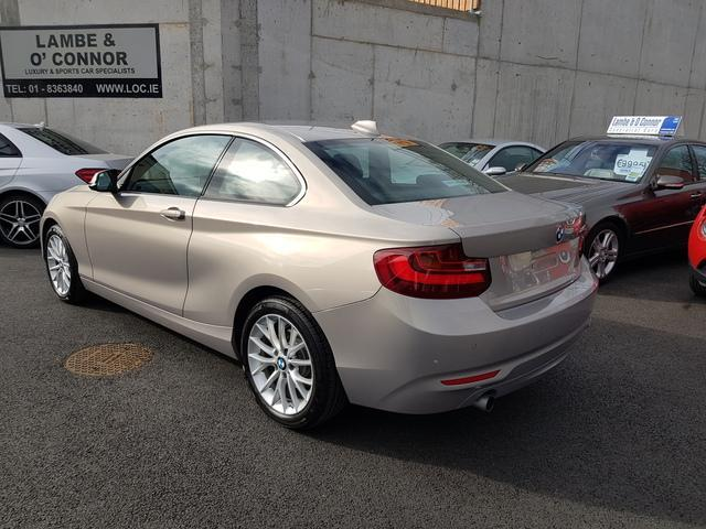 2014 BMW 2 Series - Image 9