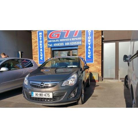 2014 Opel Corsa 1.2 16V SC S/S