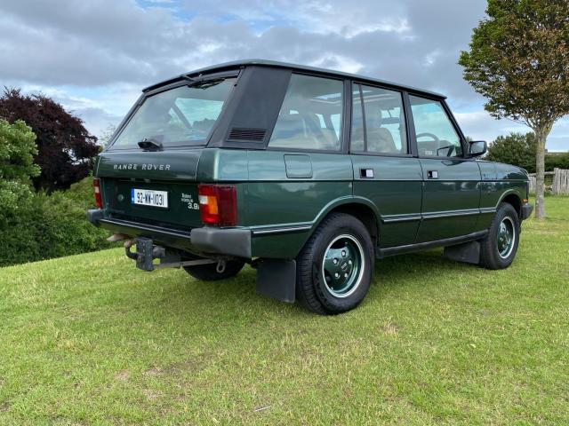 1992 Land Rover Range Rover - Image 3