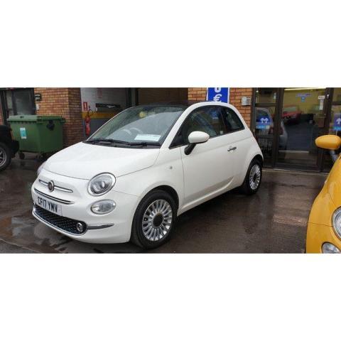 2017 Fiat 500 1.2I LOUNGE S/S