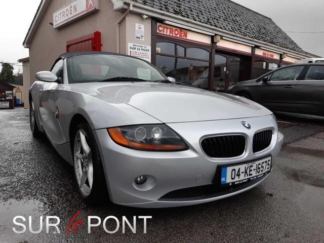 2004 BMW Z4 2.2 Petrol