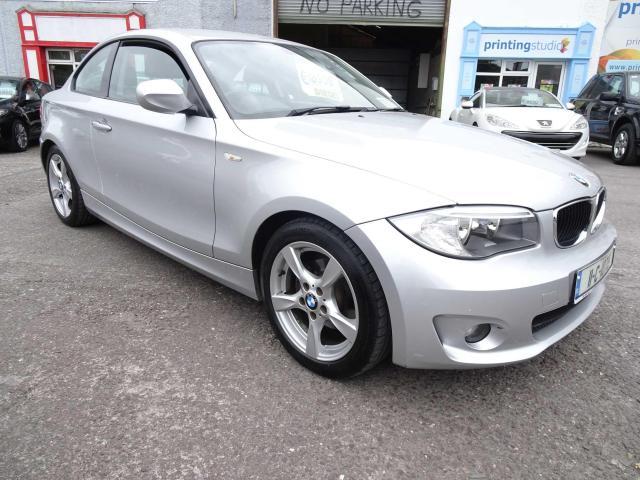 2011 BMW 1 Series 2.0 118D ES