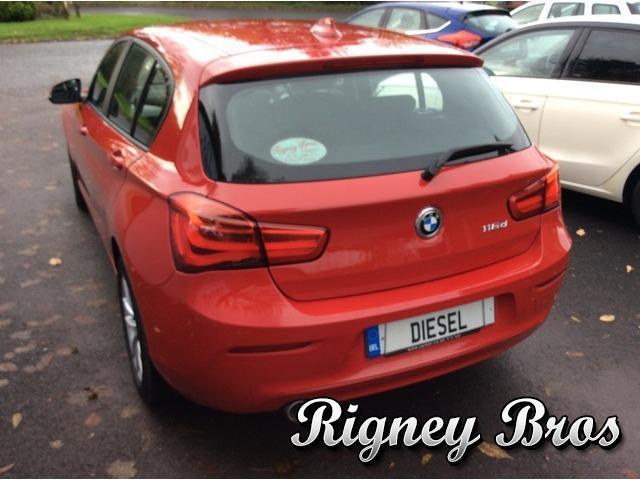 2016 BMW 1 Series - Image 4