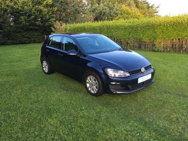 2014 Volkswagen Golf 1.6 Diesel