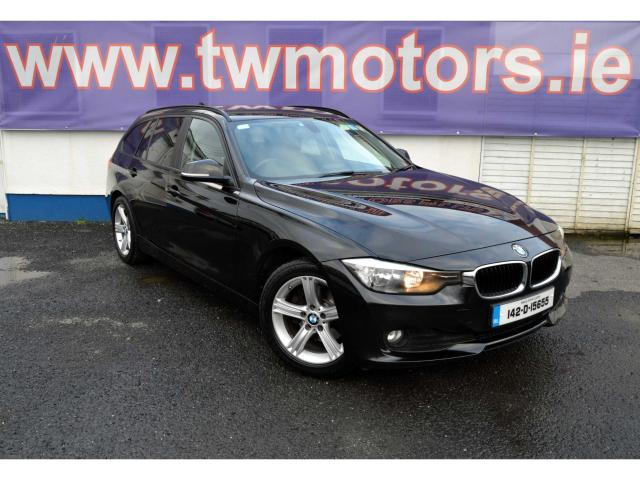 2014 BMW 3 Series 320D SE Z3BE 4DR