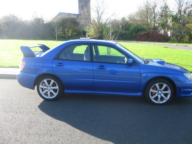 2006 Subaru Impreza - Image 9