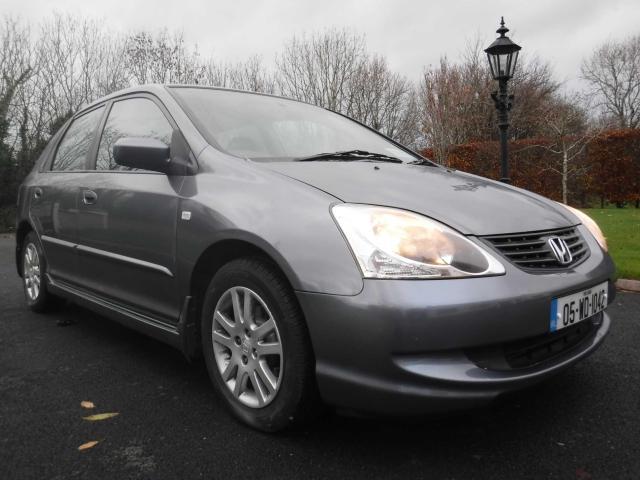 2005 Honda Civic 1.6 Petrol