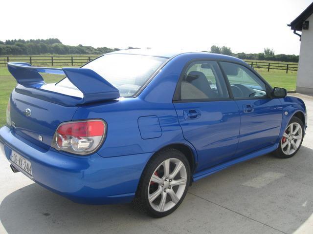 2006 Subaru Impreza - Image 6