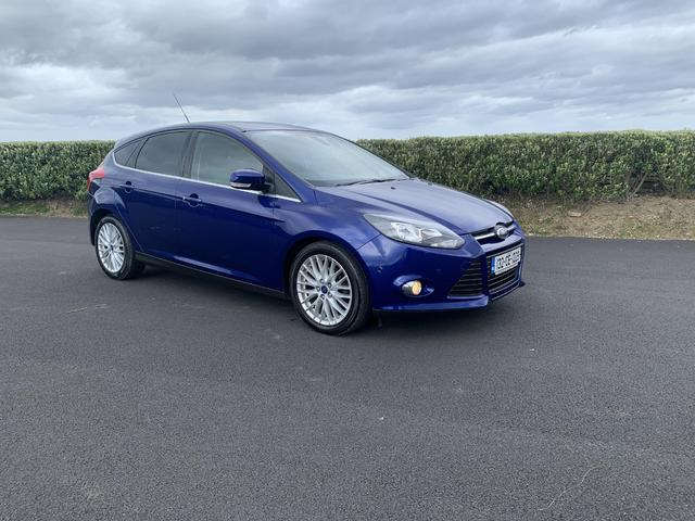 2013 Ford Focus Zetec 1.6 TDCi 115 PS