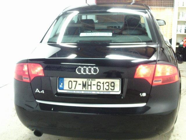 2007 Audi A4 - Image 8