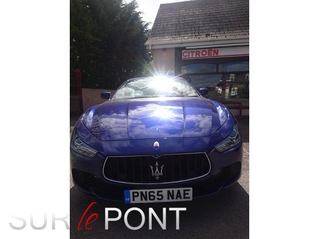 2016 Maserati Ghibli - Image 2