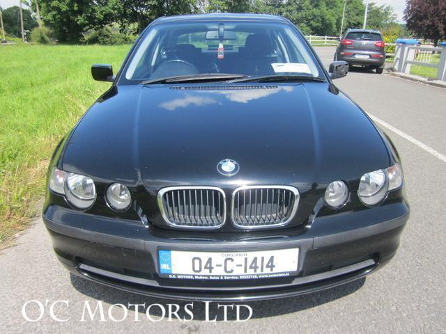 2004 BMW 316 1.8 Petrol