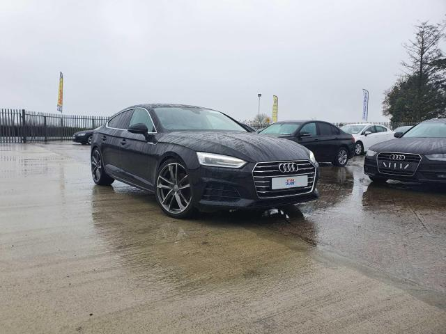 2017 Audi A5 SE ULTRA COUPE, SPORT BACK