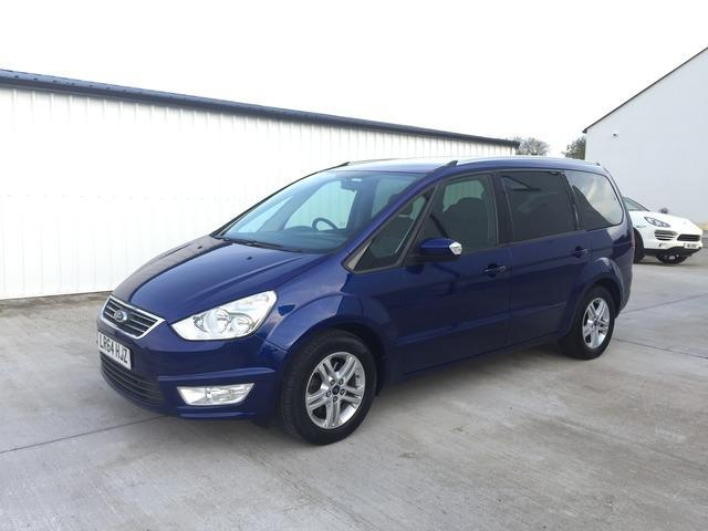 2014 Ford Galaxy ZETEC TDCI