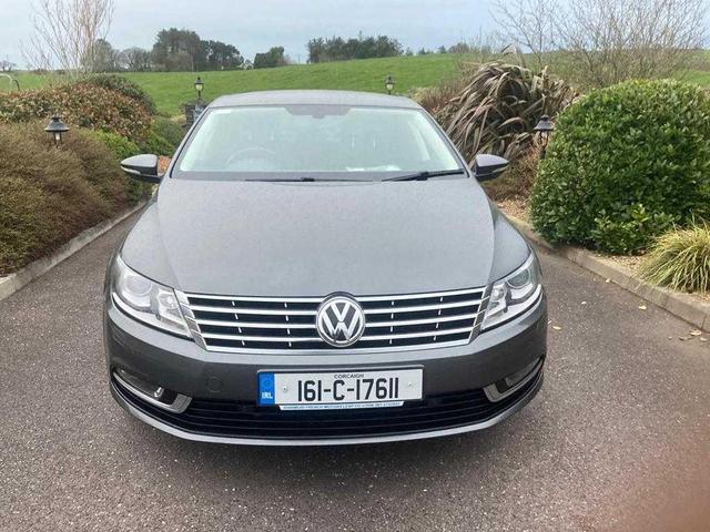 2016 Volkswagen Passat CC - Image 10