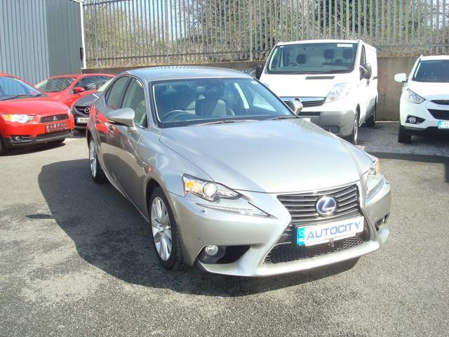 2014 Lexus IS 300h 300H EXECUTIVE EDITION AUTO (142)