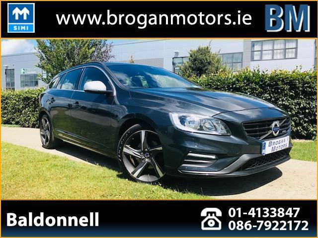 2015 Volvo V60 2.0 D4 R-DESIGN 181PS