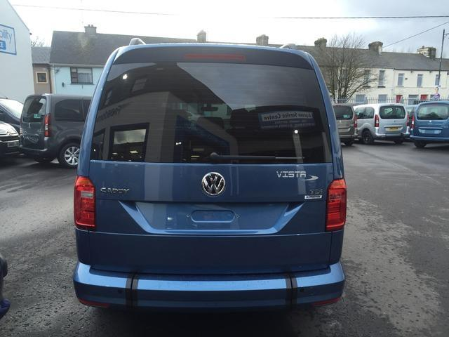 2017 volkswagen caddy maxi life wheelchair accessible car new model price 31 950 2 0 diesel. Black Bedroom Furniture Sets. Home Design Ideas