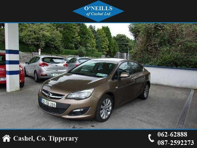 2013 Opel Astra - Image 3
