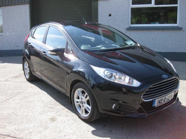 2014 Ford Fiesta 1.2 Petrol