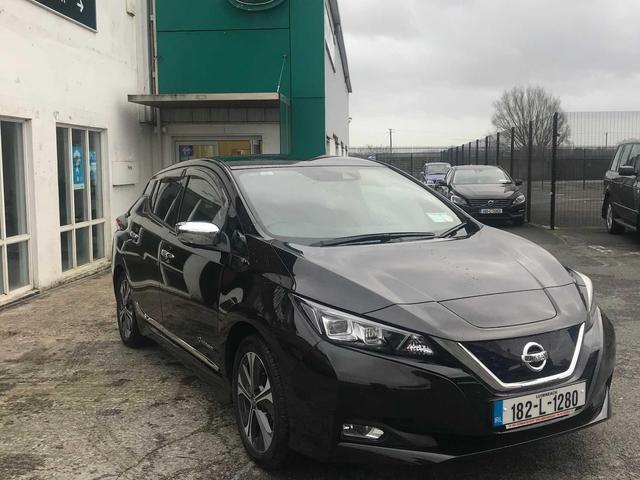 2018 Nissan Leaf - Image 4
