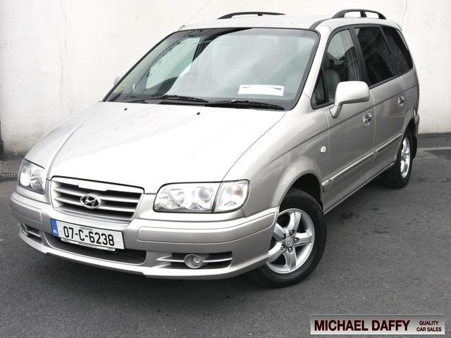 2007 hyundai trajet 2 0 crdi gls price 5 000 2 0 diesel for sale in kerry on. Black Bedroom Furniture Sets. Home Design Ideas