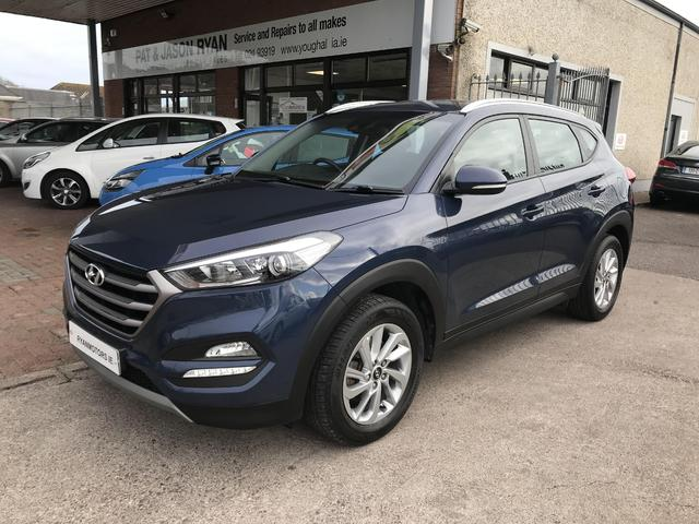 2017 Hyundai Tucson 1.7 Diesel