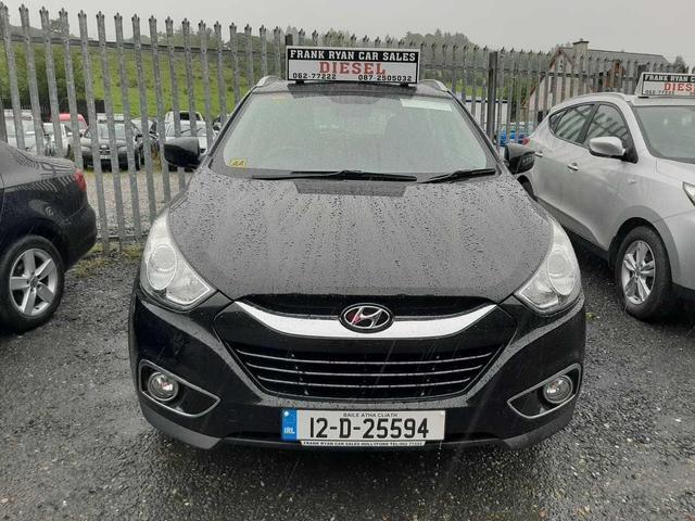 2012 Hyundai ix35 1.7 5DR