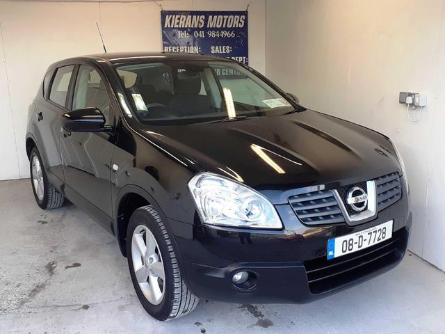 2008 Nissan Qashqai 1.6 TEKNA
