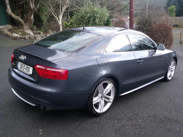 2008 Audi S5 - Image 5