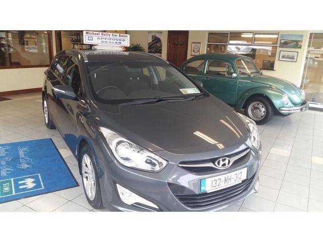 2013 Hyundai i40 1.7 CRDI COMFORT