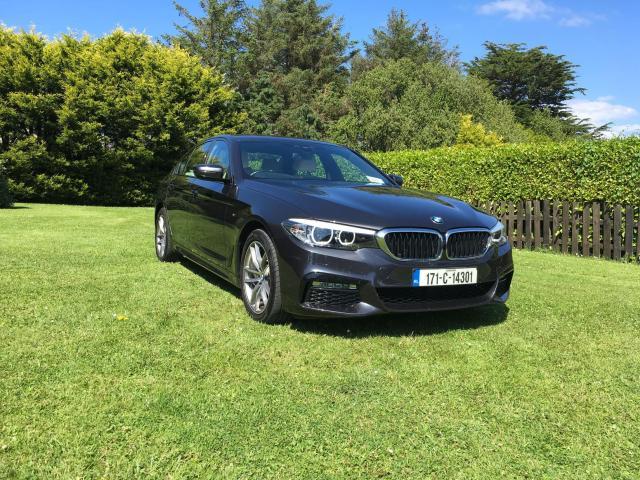 2017 BMW 5 Series 2.0 Diesel