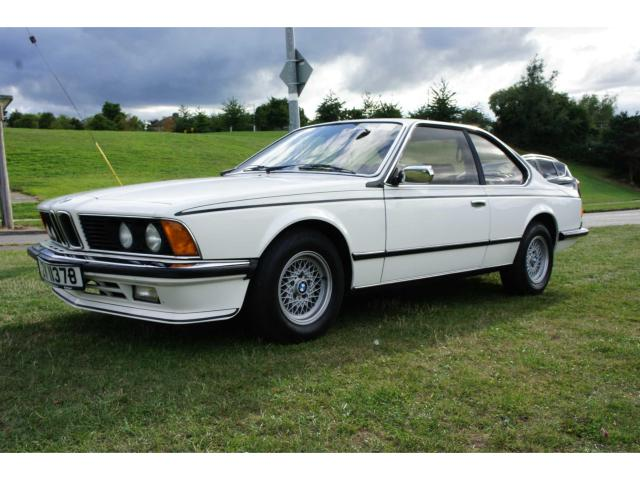 1983 BMW 6 Series 635 CSI Auto 2DR Auto
