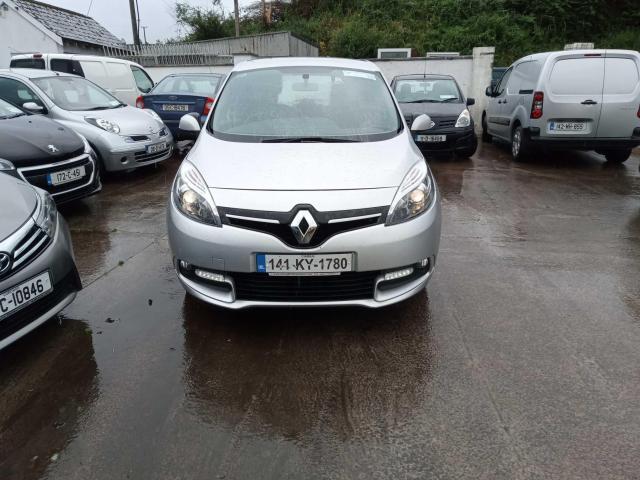 2014 Renault Scenic 1.5 DCI 95 DYNAMIQUE