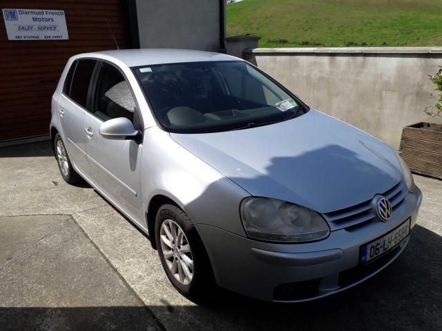 2006 Volkswagen Golf 1.9 Diesel