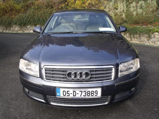 2005 Audi A8 - Image 12
