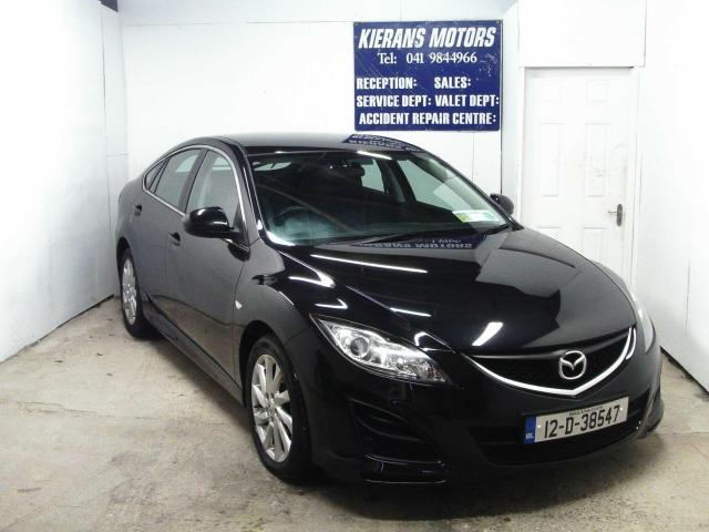2012 Mazda Mazda6 2.2 Diesel