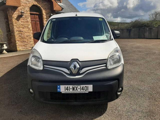 2014 Renault Kangoo MAXI 1.5DCI90 E5 2DR