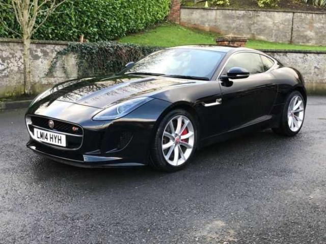 2014 Jaguar F-Type 3.0 Petrol