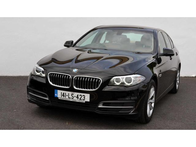 2014 BMW 5 Series 520D SE 5C32 4DR Auto