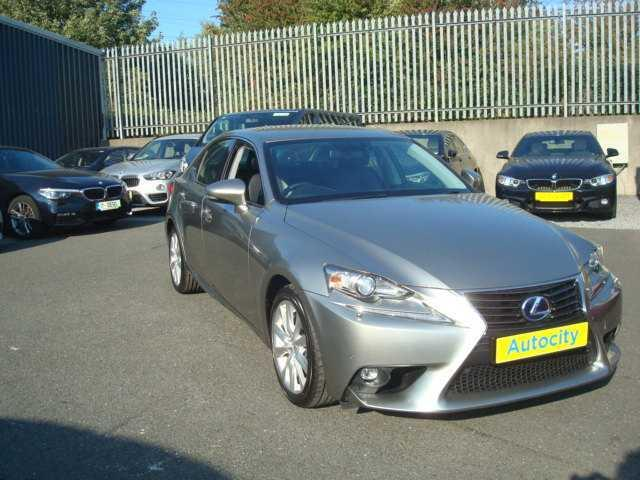 2015 Lexus IS 300h IS 300h Luxury Auto