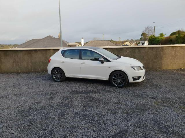 2013 SEAT Ibiza 1.6 TDI CR FR 105PS