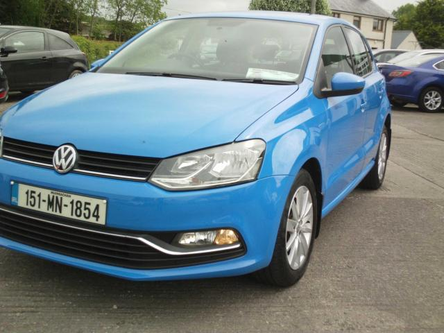 2015 Volkswagen Polo 1.0 SE BMT 60PS 5DR