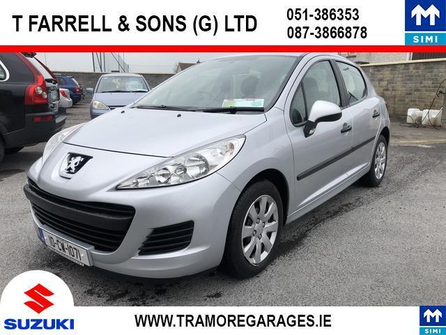 2010 Peugeot 207 1.4 HDI S 70BHP DIESEL