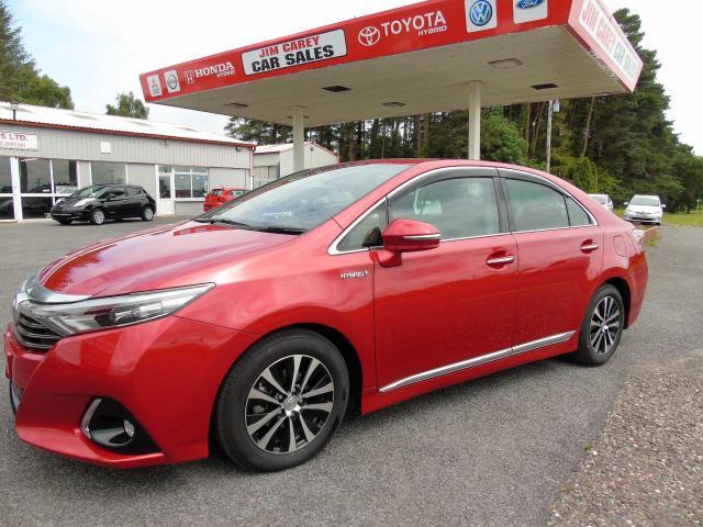 2014 Toyota Camry 2.4 Hybrid