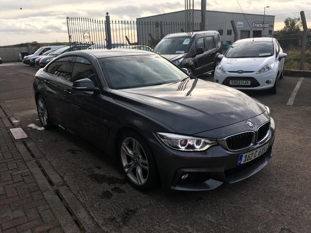 2016 BMW 4 Series 420D M Sport Z4HV 4DR