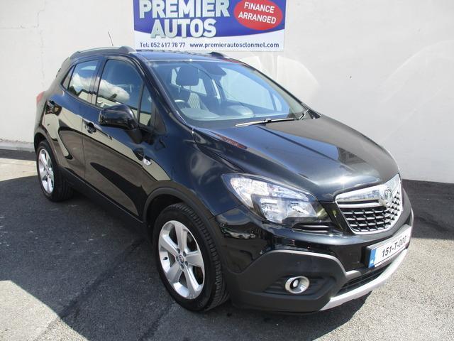 2015 Opel Mokka 1.6 Diesel