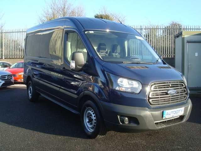 2016 Ford Transit Base 350LWB 2.0tdci 105PS FWD