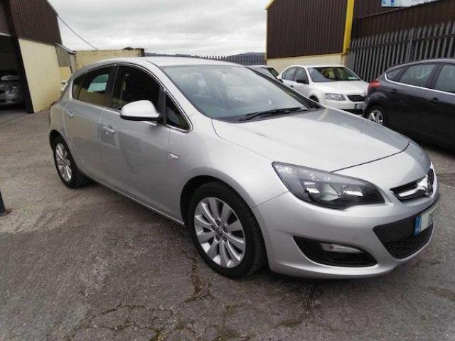 2014 Opel Astra 1.7 Diesel