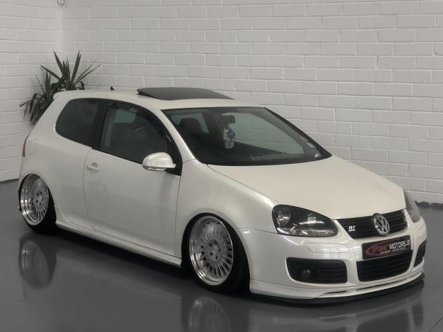 2008 Volkswagen Golf 2.0 TDI GT SPORT
